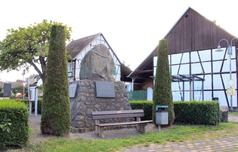 """""""Separatisten-Abwehr""""-Denkmal in Bad Honnef-Hövel in Denkmalliste aufgenommen"""