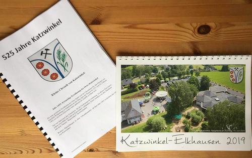 Fotowettbewerb: Das Katzwinkeler Dorfjubiläum in Szene gesetzt