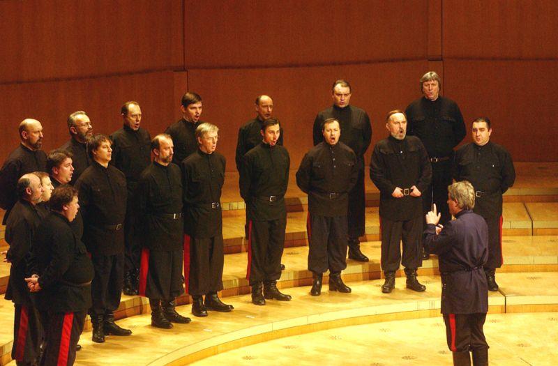 Festliche Konzert-Gala Don Kosaken Chor Serge Jaroff