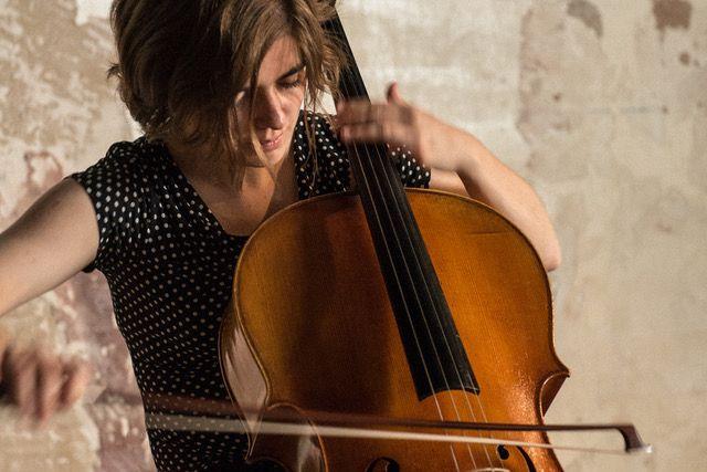 Französische Ausnahme-Cellistin auf Lauschvisite