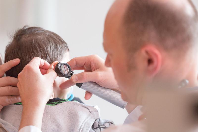 Ärzte der Kinderklinik geben Tipps gegen Krupp-Husten
