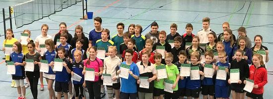 DJK Gebhardshain-Steinebach startet gut in die Saison