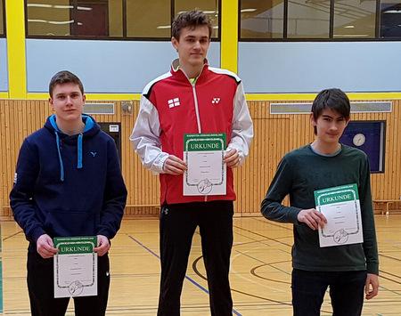 Badminton-Nachwuchs aus Rheinland-Pfalz trifft sich in Betzdorf