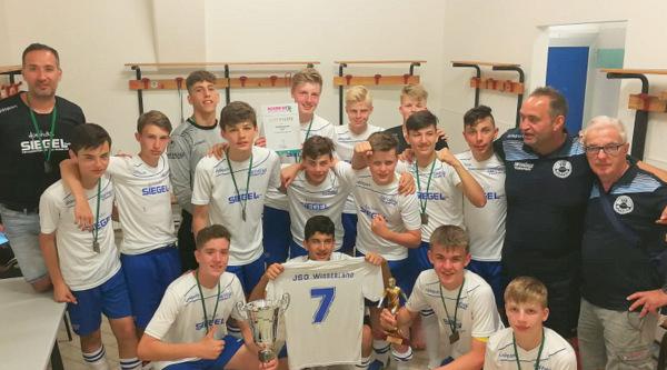 Italia-Super-Cup: C1-Junioren der JSG Wisserland siegen an der Adria