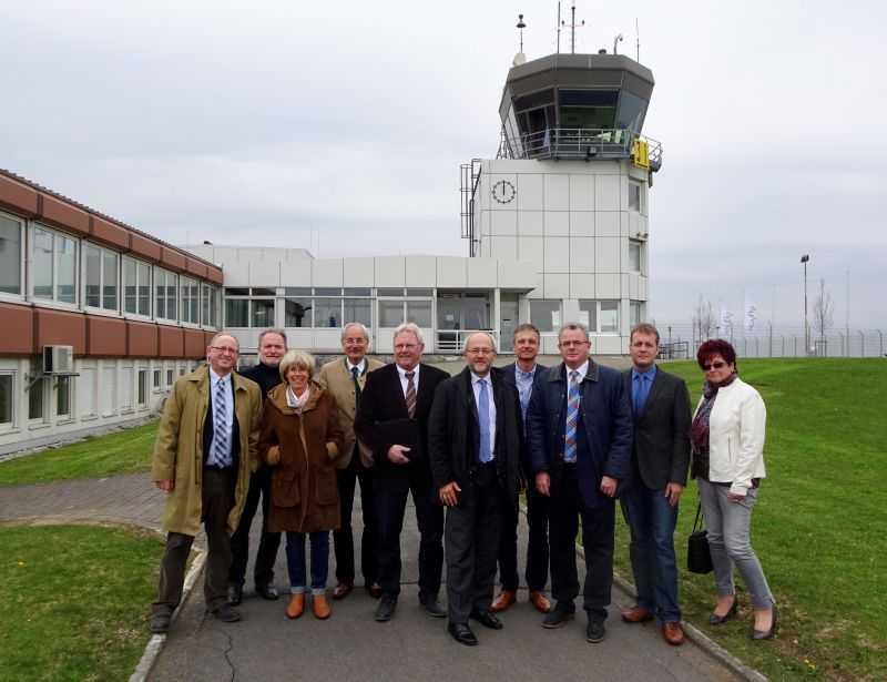 Zukunft des Siegerlandflughafens