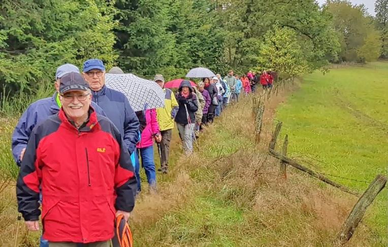 In Freusburg trifft man sich zum Wander-Event des Jahres