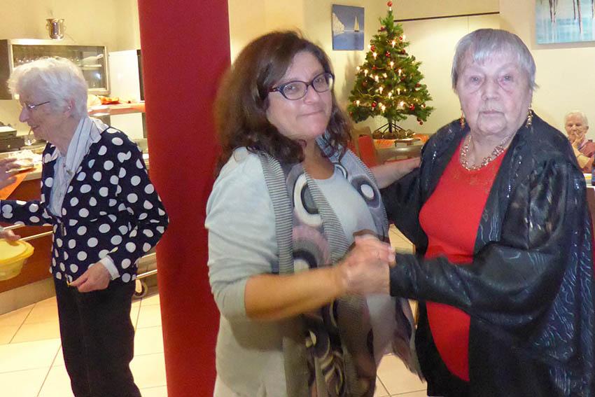 Silvesterparty in der Senioren-Residenz Sankt Antonius