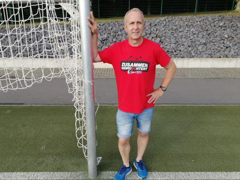 Hartmut Simon ist als Sport-Inklusionslotse auch für die große Verbandsgemeinde Altenkirchen-Flammersfeld zuständig. (Foto: hak)