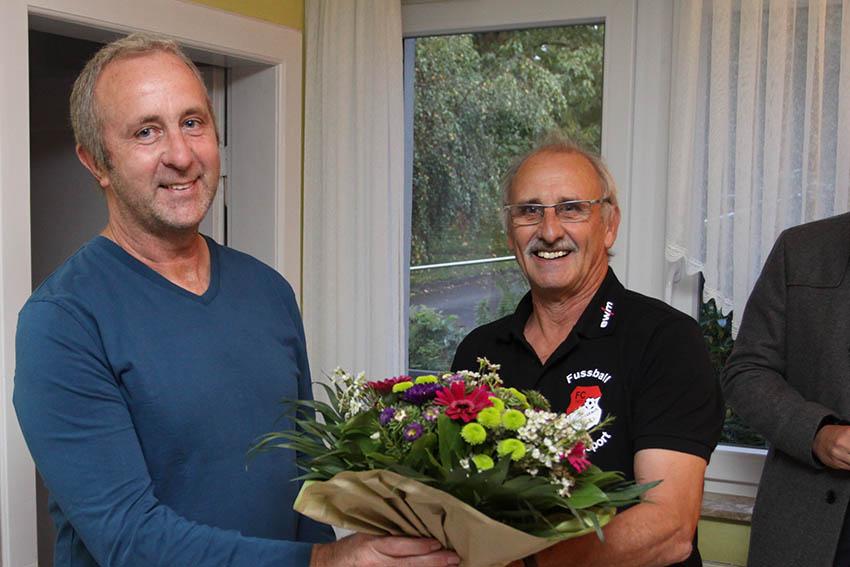 FC Mündersbach eröffnet eine Geschäftsstelle