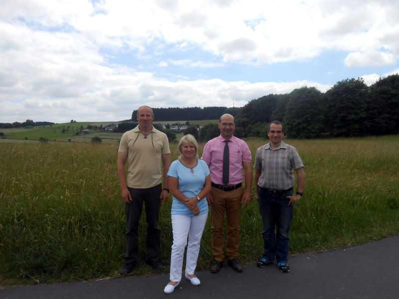 Solarpark an der B8 bei Wölferlingen geplant