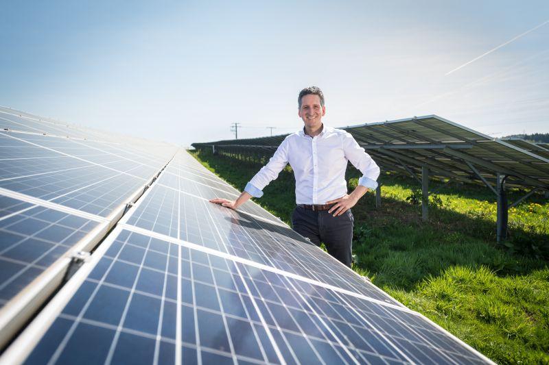 Bilanz eines Energiejahrs: Rekorderträge bei Solar