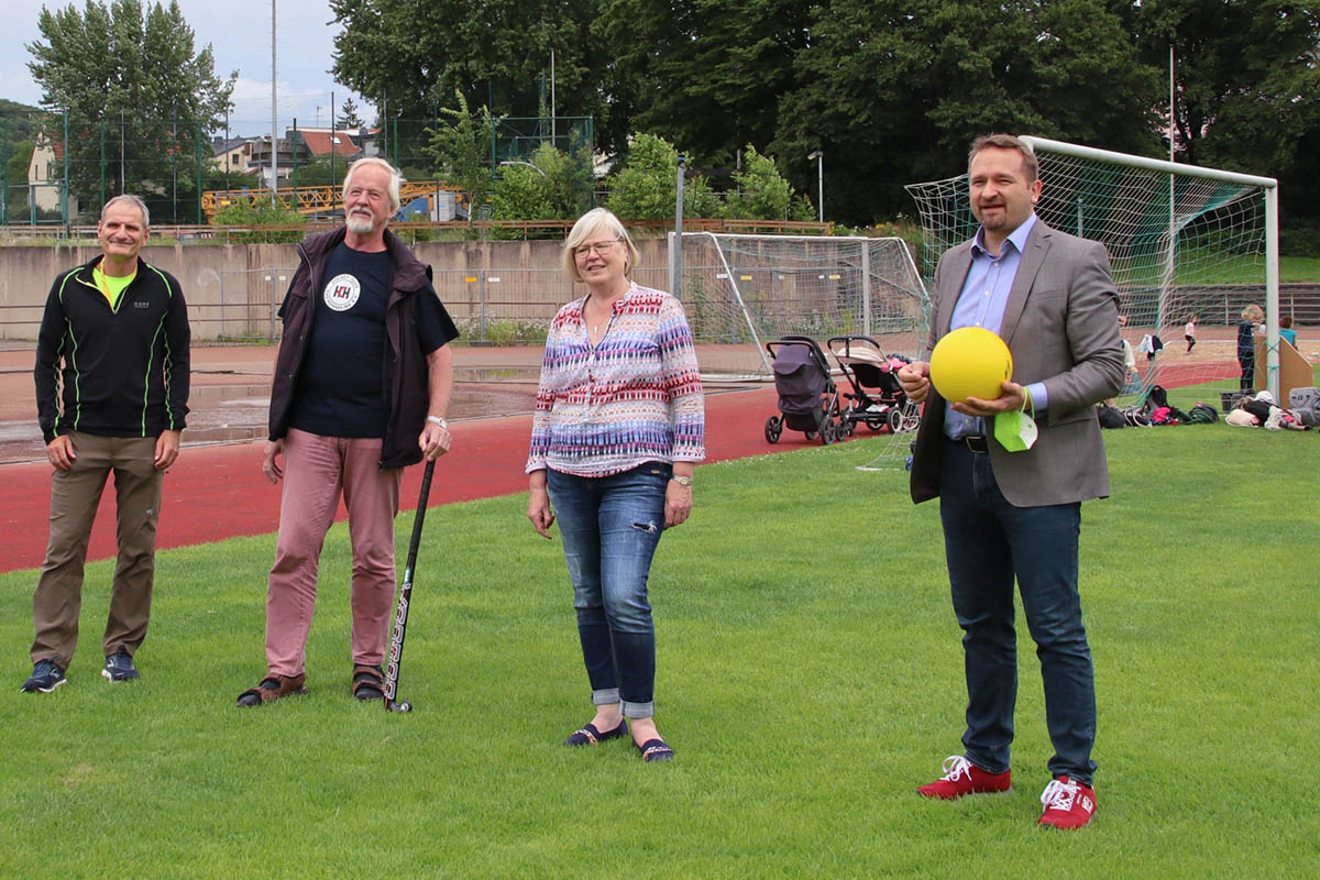 Sommerferien-Sport für Kids in Bad Honnef
