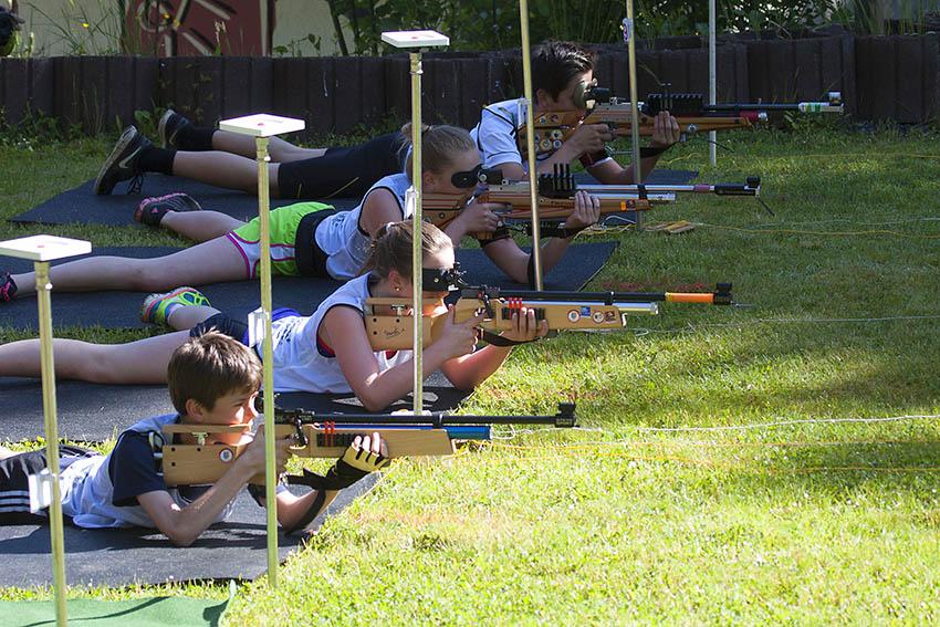 Vorankündigung Sommerbiathlon – 15. Rheinland-Cup Biathlon