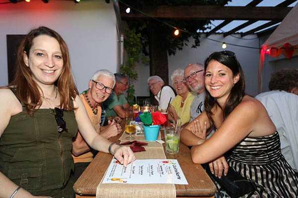 Ostalgie-Party beim Turnverein Heddesdorf