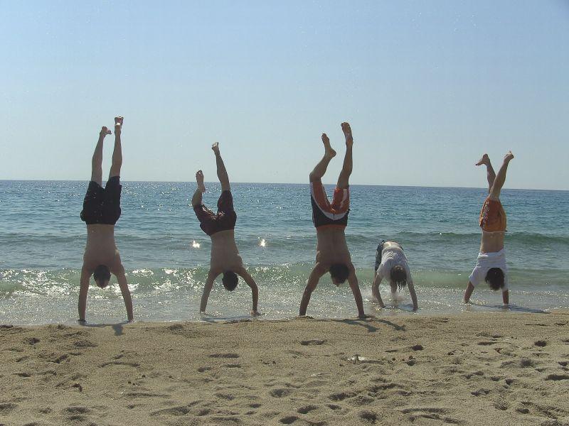 Sommerferien in Südfrankreich: Beachcamp für junge Leute ab 13 Jahren