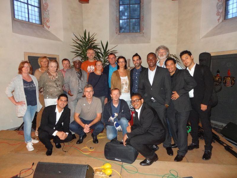 Kleinkunstb�hne Mons Tabor plant die Zukunft