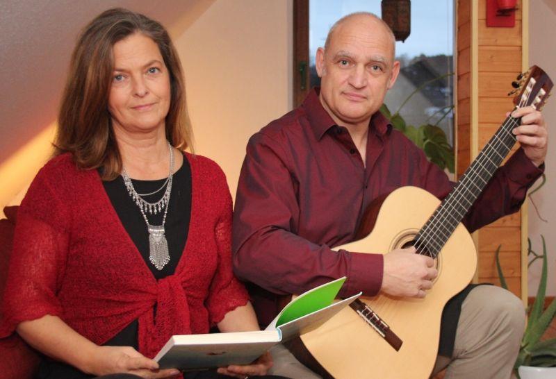 Spanische Literatur und Musik im Keller