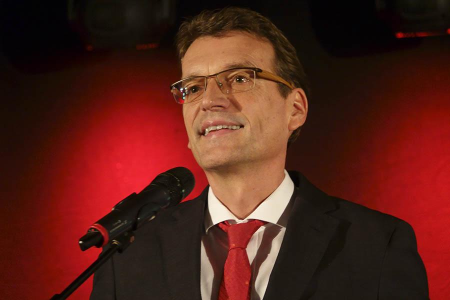 Neujahrsempfang der Sparkasse Westerwald-Sieg in Altenkirchen