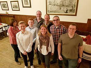 Harald Heriks bleibt Vorsitzender des SPD-Ortsvereins Hachenburg