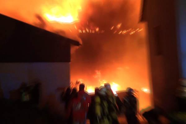 Spendenaufruf für brandgeschädigte Familie in Straßenhaus