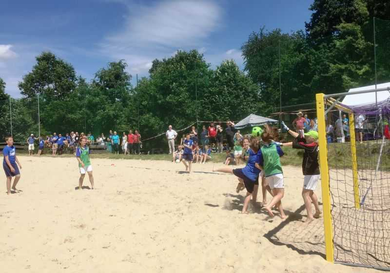 DFB Beach Soccer DM: Qualifikation in Dernbach