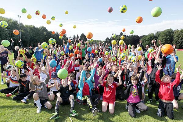 Zwölftes Sommer-Sportcamp in Niederbieber