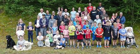 Gelungenes Sport- und Familienfest des VfL Dermbach