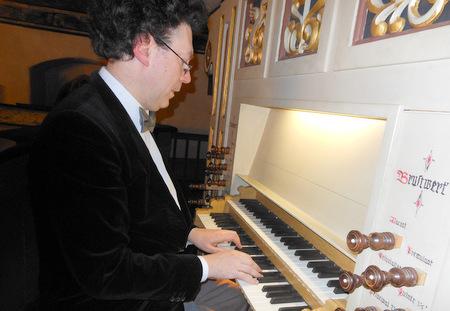 Orgel- und Violinkonzert in der Neunkirchener Johanneskirche