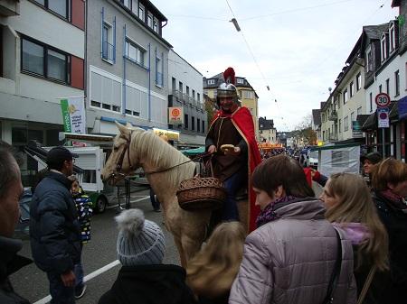 Martinsmarkt mit verkaufsoffenem Sonntag in Wissen