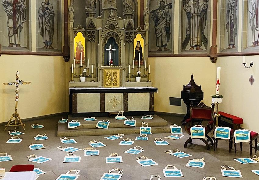 St. Ignatius Betzdorf: Pfingstnovene auch in Corona-Zeiten