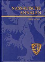 Buchtipp: Nassauische Annalen 2020 mit Themen aus Montabaur