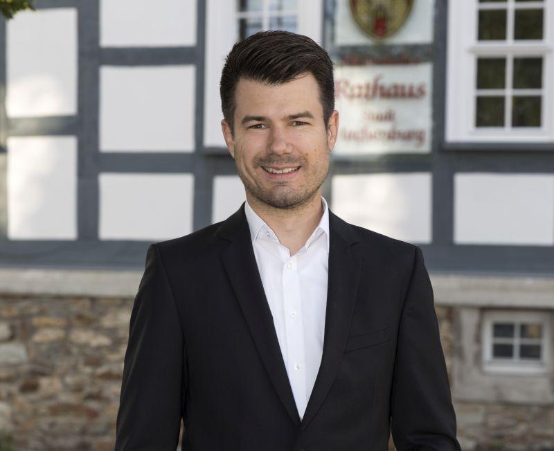 Stadtbürgermeister Stefan Leukel. Foto: privat