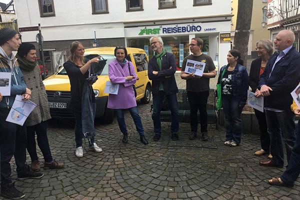 Auf den Spuren der Globalisierung in Linz