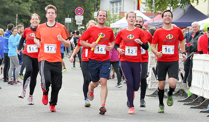 10. Staffel-Marathon Waldbreitbach am 3. Oktober