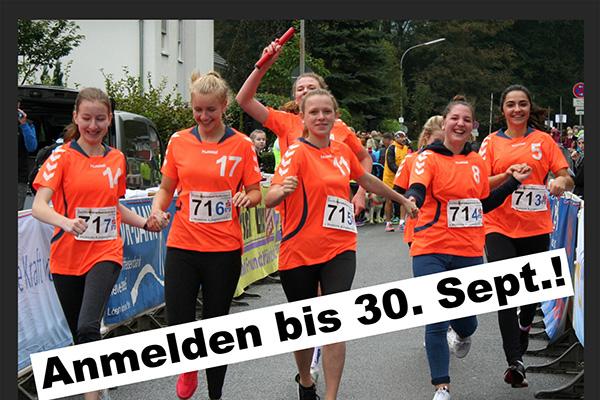 8. Staffel-Marathon Waldbreitbach am 3. Oktober