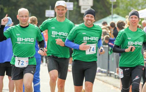 TuS Horhausen erfolgreich beim Staffelmarathon in Waldbreitbach
