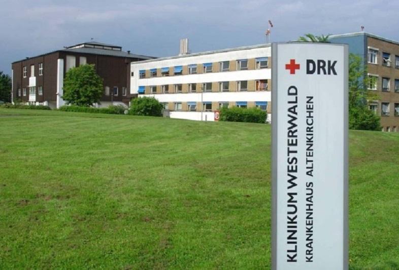Altenkirchens DRK-Krankenhaus wird mittelfristig in einer größeren DRK-Westerwald-Klinik aufgehen. (Foto: AK-Kurier)