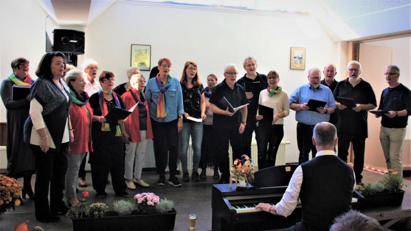Gemischter Chor Steimel startet einen Projektchor