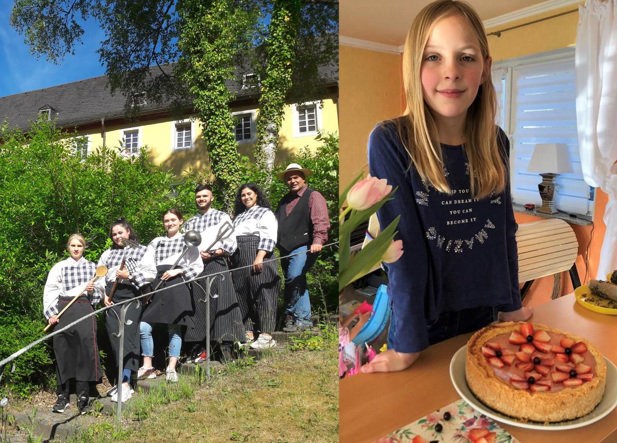 """Steinigers Küchengruß: """"Erdbeeren statt Eierlikör"""""""