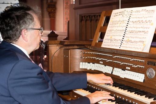 Fulminantes Orgelkonzert zum Abschluss des Jubil�umsjahres