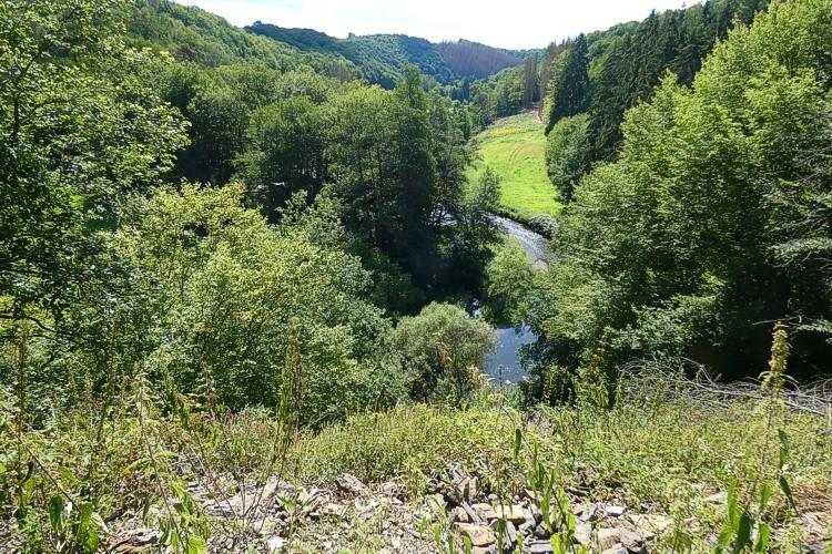 Der Stollenweg - auf den Spuren des Bergbaus in der Kroppacher Schweiz
