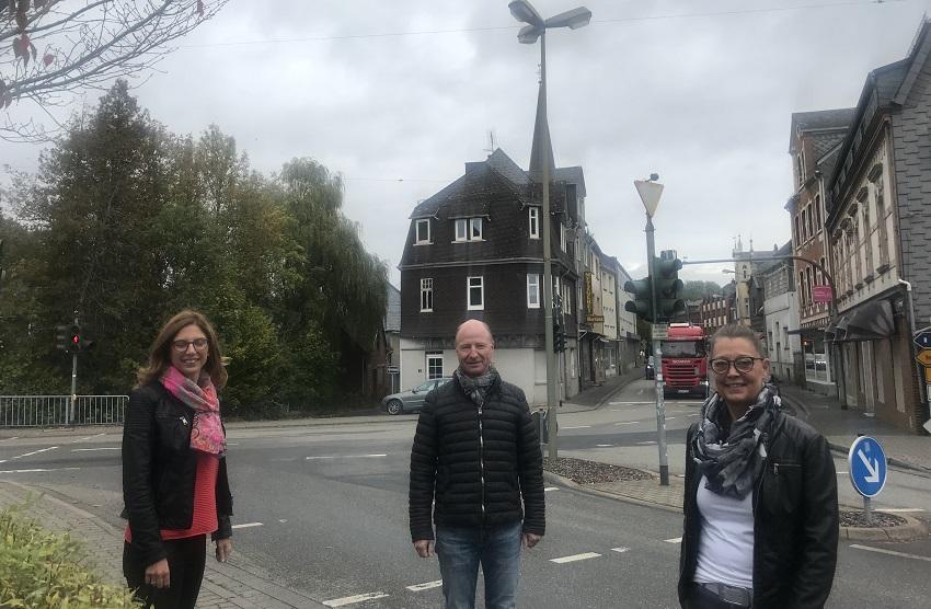 """""""Steinaus Eck"""": Land investiert rund 2,6 Millionen Euro in Umbau"""