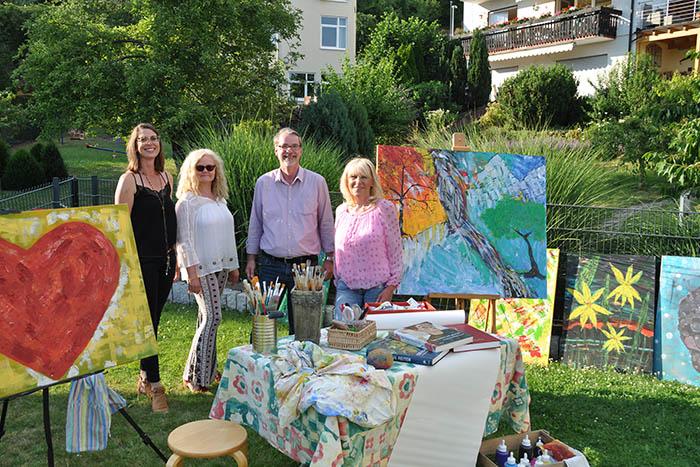 Kunst im Garten 2.0 in Linz steht bevor