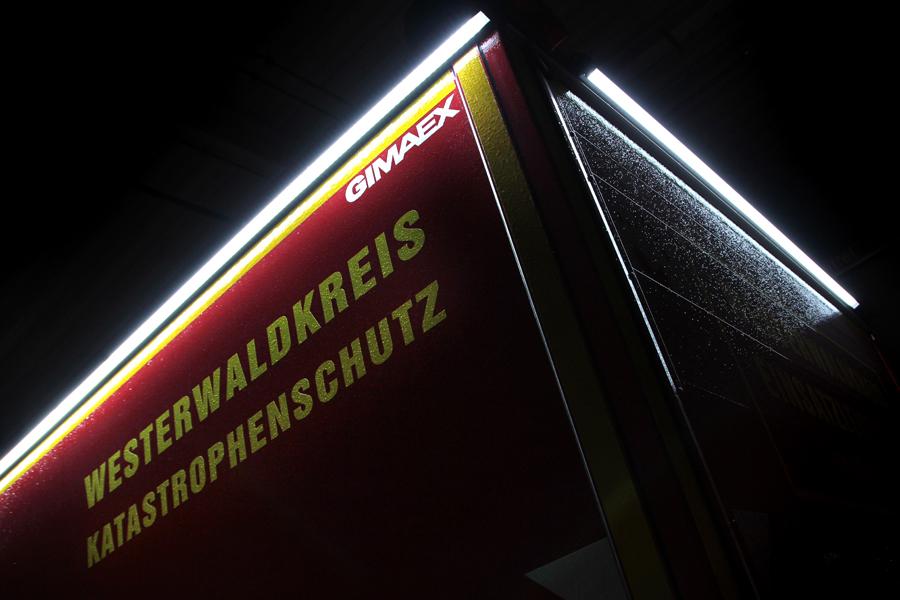 Großflächiger Stromausfall im Westerwaldkreis