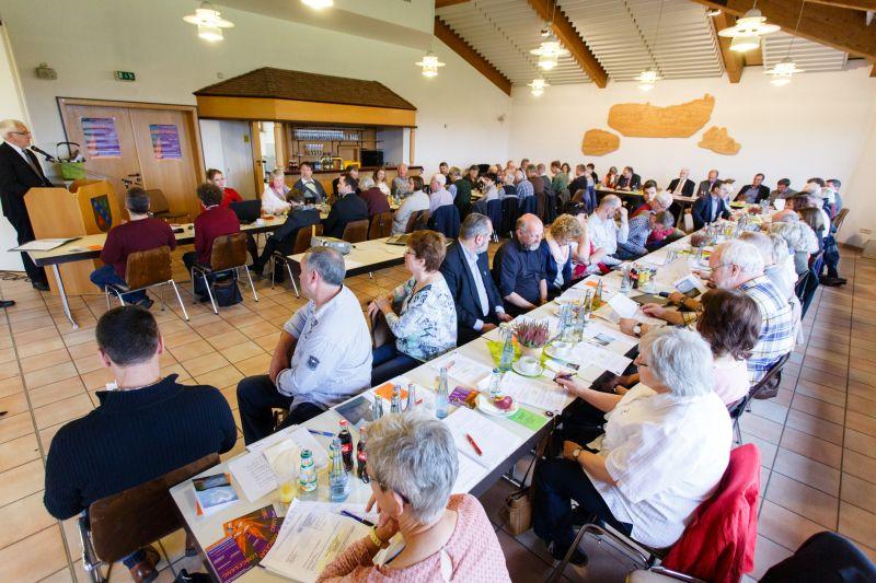 Evangelische Dekanatssynoden tagten in Alpenrod