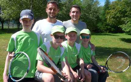 Tennisclub Horhausen am Endspielwochenende erfolgreich
