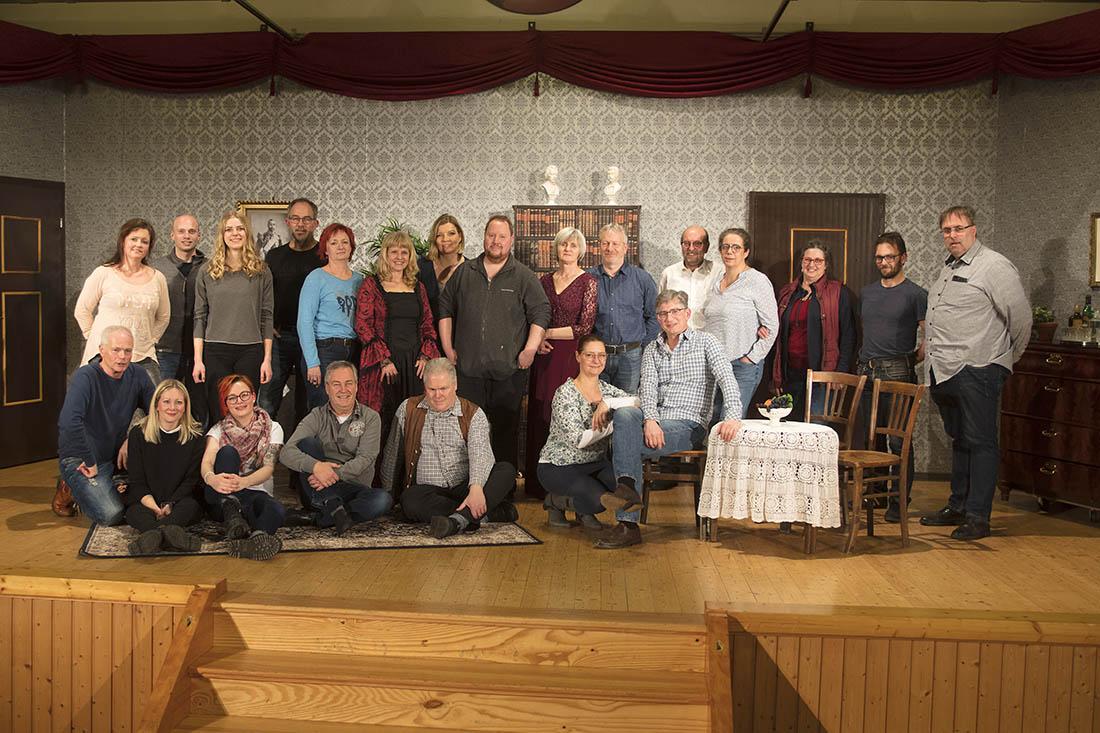 Theatergruppe VG Rengsdorf - Absage der geplanten Kartenrückerstattungen