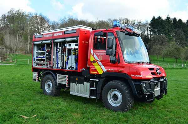 110 Jahre Freiwillige Feuerwehr Melsbach
