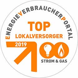 Bad Honnef AG: Zum 4. Mal in Folge Top-Lokalversoger Strom und Gas