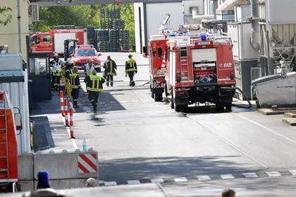 Neue Nachrichten vom Brand bei TMD Friction in Hamm